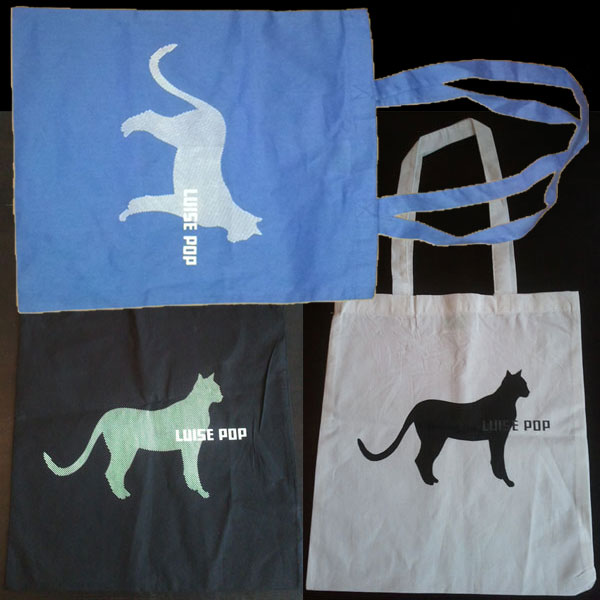 Luise Pop | Cat Bag