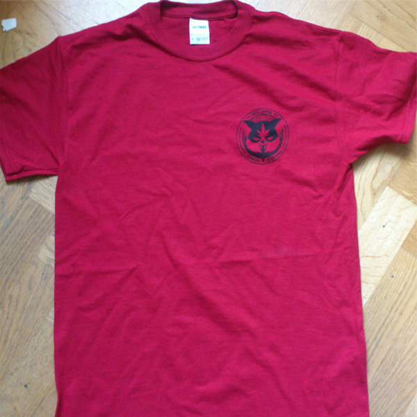 Sex Jams | T-Shirt | Red - sold out