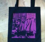 Mile Me Deaf | tote bag