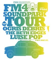 Luise Pop Soundpark Tour